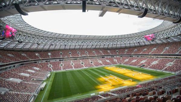 """外媒:俄世界杯堪称""""史上最贵"""" 球票贡献榜中国列前茅"""
