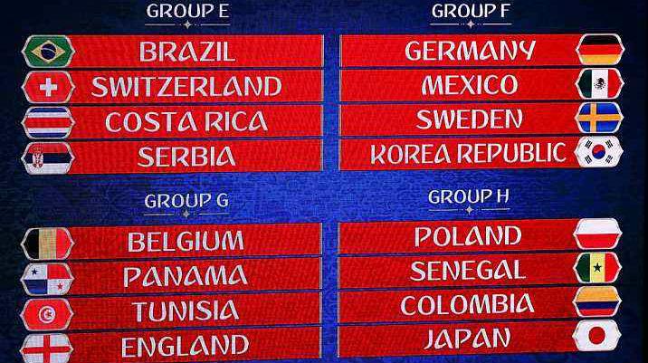 """""""选择困难症""""看过来!美媒预测""""最吸睛""""世界杯小组赛"""