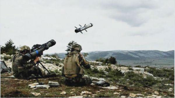 法军选定新型反坦克导弹:测试成绩惊艳 或成国际市场爆款
