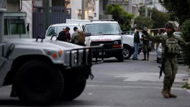墨西哥议员候选人誓言打击罪犯 结果当场被枪杀