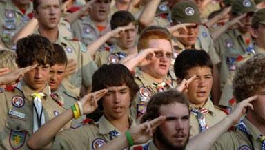 美国对公民军事化洗脑:欲称霸太空 号召人人皆兵