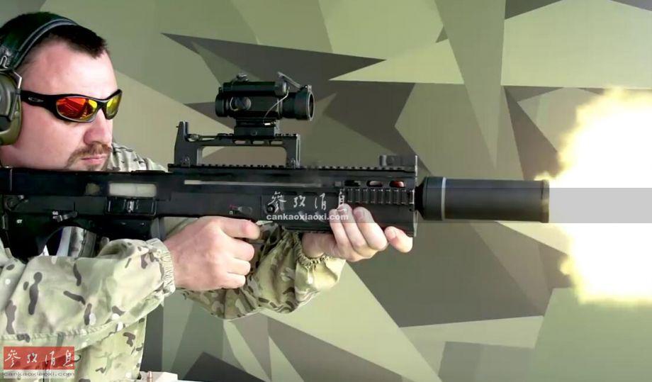 """提起12.7毫米弹药,人们通常会先想到重机枪或者反器材步枪,俄军ASh-12(又称ASh-12.7)可能是现役唯一一种使用12.7毫米特种弹药的突击步枪,本图集为您介绍这种单兵""""大杀器""""。20"""