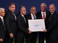 加拿大、墨西哥、美国联合申办2026年世界杯成功