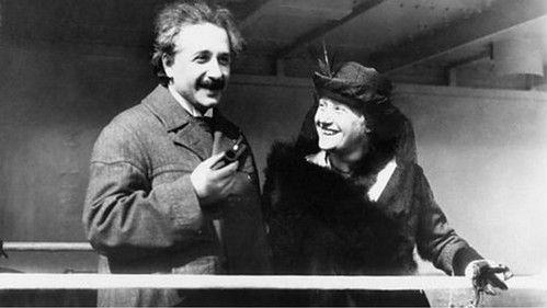 """千赢国际娱乐人""""勤劳、肮脏、迟钝""""?爱因斯坦日记引种族歧视争议"""