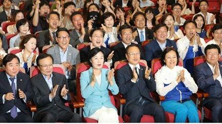 韩媒称韩国地方选举结果出炉:执政党获历史上最大胜利