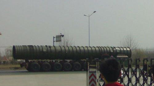 """外媒称""""东风""""-41导弹接近入役 下一步将重点研发潜射型"""