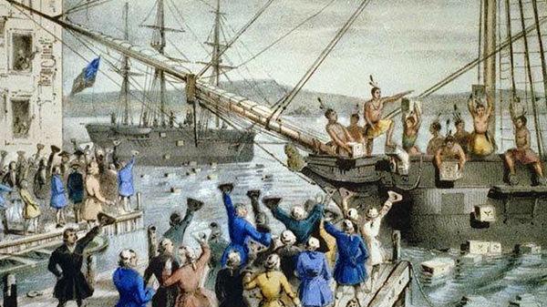 我们才是独立战争先驱!外媒揭秘罗得岛州烧毁英国船事件