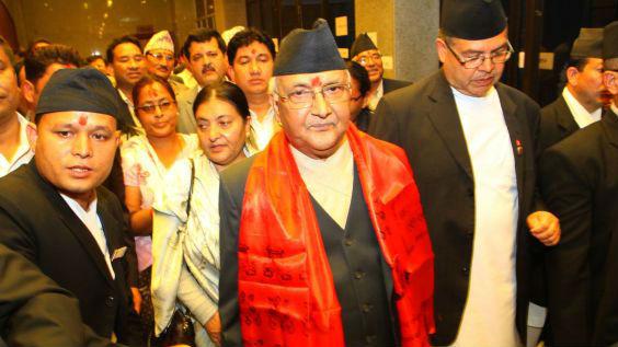 """印媒关注尼泊尔总理下周访华:或聚焦""""一带一路""""项目"""