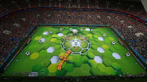 外媒关注2018俄罗斯世界杯拉开帷幕
