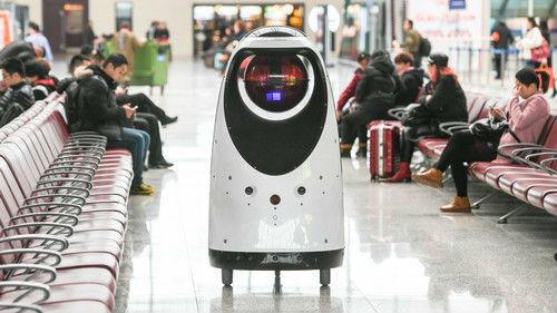 英媒:中国正引领无人智能设备革命 城市机器人或将崛起