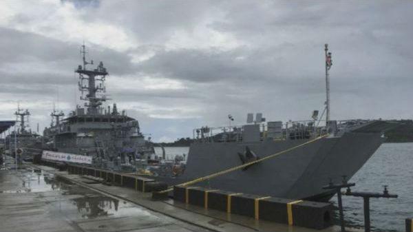 """印度第4代登陆艇相继服役:特别""""能装"""" 价格低廉"""