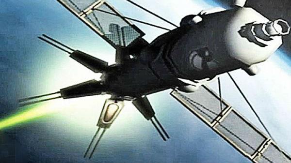 """外媒关注俄研发太空激光炮:太空战或将在""""几年内""""爆发"""
