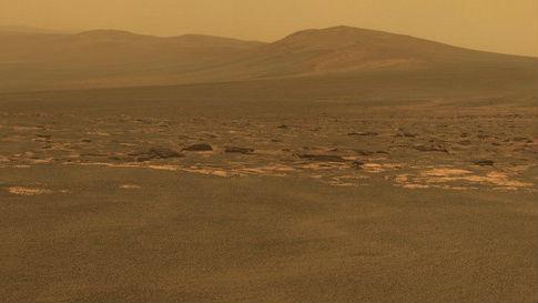"""外媒:火星巨大尘暴遮蔽阳光 致""""机遇""""号火星车失联"""