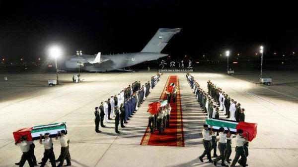 外媒称哈迪出访阿联酋修补关系:双方武装在也门冲突不断
