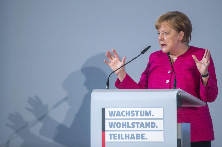 """德国纪念实施""""社会市场经济模式""""70周年"""