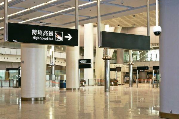 """香港立法会通过""""一地两检""""条例 高铁香港段将如期通车"""