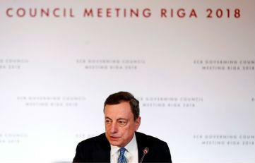 """外媒:欧洲央行年底为QE画句号 全球央行正在""""大撤退"""""""
