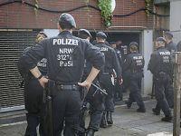 德国挫败一起恐袭企图