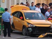 莫斯科市一出租车撞向行人致7人受伤