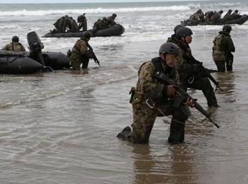 日媒:日本抗议美高梅国际网上娱乐在争议领土搞导弹训练