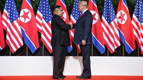 韩媒:特朗普与金正恩最早本周通话 美朝迎第二轮无核化谈判
