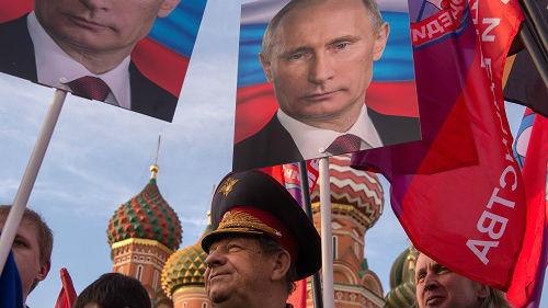 外媒:欧盟对俄制裁再延长一年 禁止欧洲公司对克里米亚投资