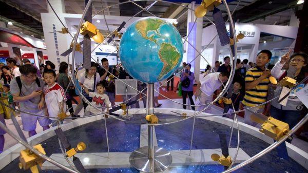 美媒:中国雄心勃勃打造太空新丝绸之路
