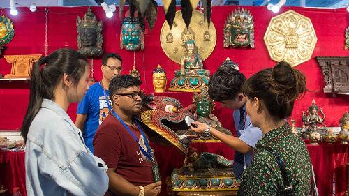 俄媒称中印互信增强让尼泊尔获益:将获更多发展机会