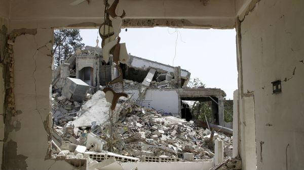 外媒:美官员称以色列空袭伊拉克叙利亚民兵武装
