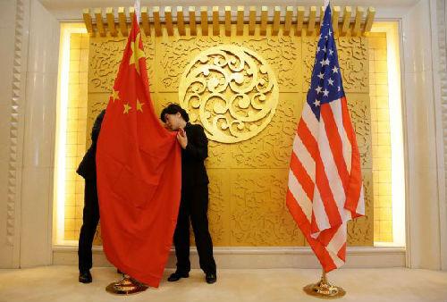 """外媒:中国强力回击美国意在""""以战止战"""""""