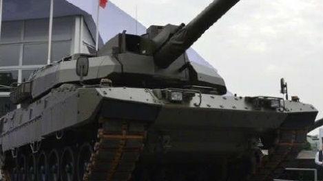 美媒:德国武器出口前景广阔 新型坦克或占据欧洲近半市场
