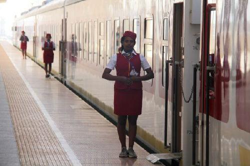 中铁建:在非洲46国铺设过万公里铁路与城轨