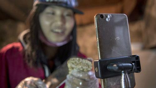 美媒:中国直播行业方兴未艾 已成最划算电子商务工具