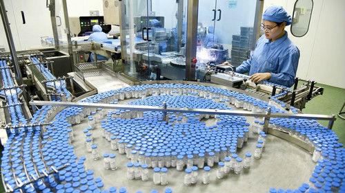 港媒:中国药企加大研发投入 志在跻身全球制药研究最前沿