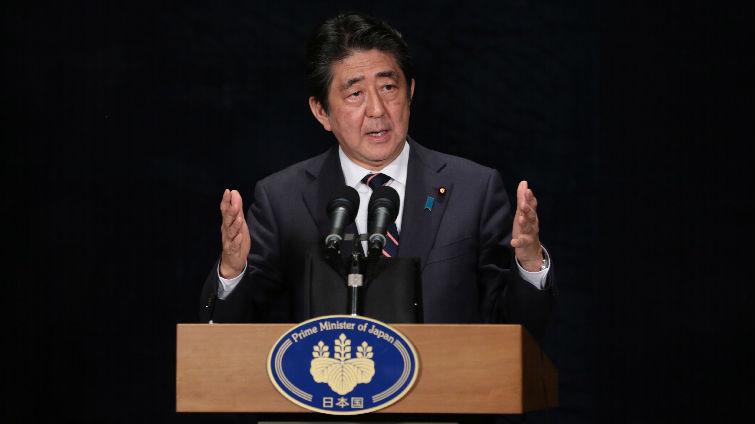 日媒:既然特朗普已经说了 日本也只能支持美韩中止军演
