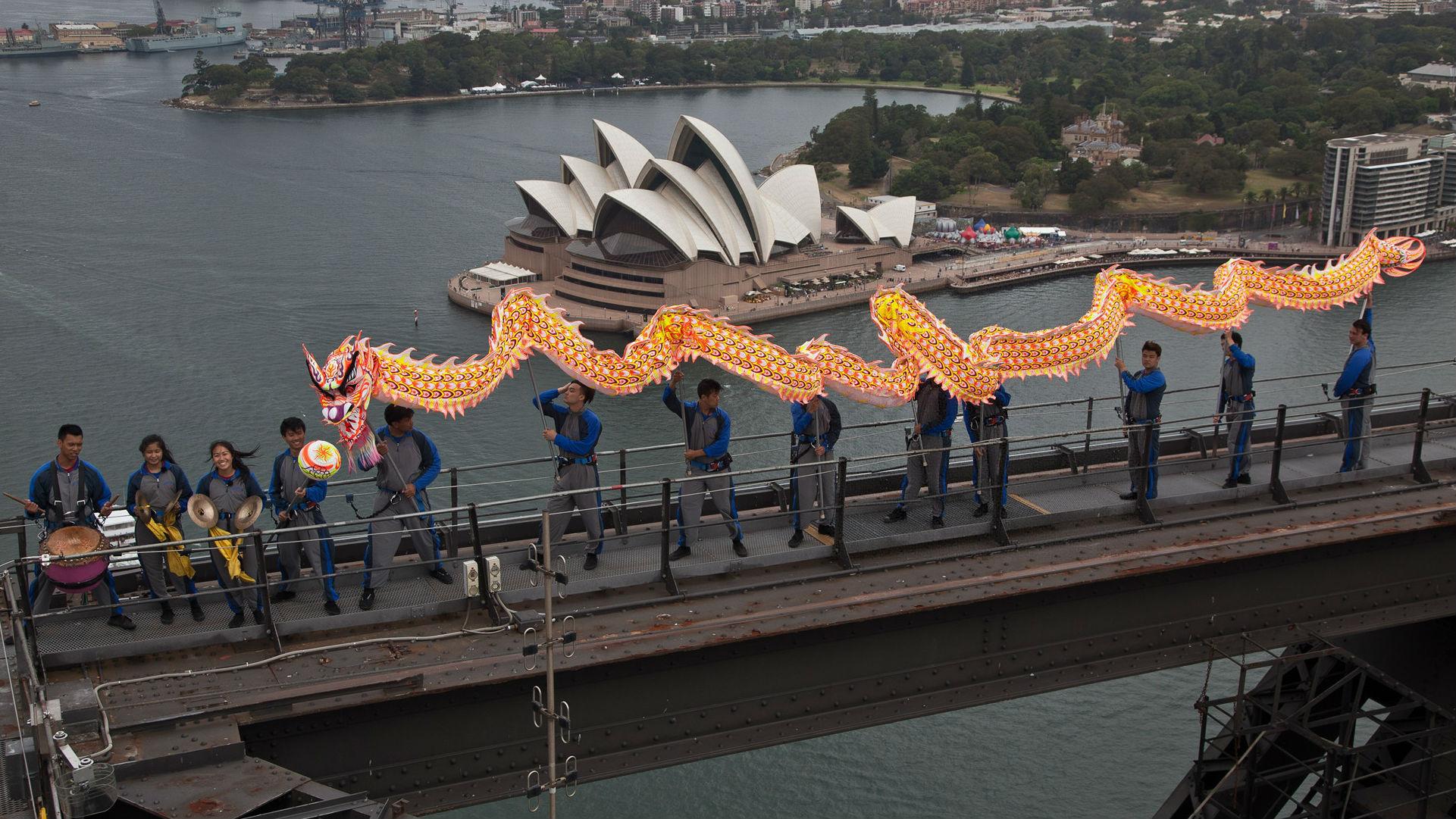 澳智库:超八成澳受访者认为中国是经济伙伴 而非威胁