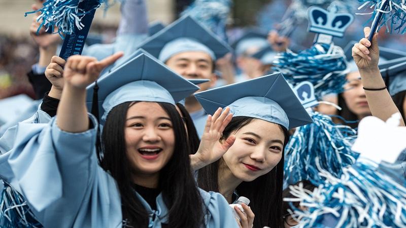 港媒:美国限制中国留学生将削弱自身竞争力