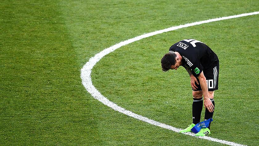 外媒:解放梅西是阿根廷队在世界杯上面临的最大挑战