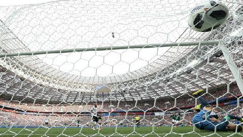 中国的世界杯场外戏码:德国队输球有球迷犯心脏病
