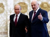 卢卡申科在明斯克会见普京:俄白拟继续强化联盟关系