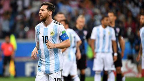 一场惨败后阿根廷何去何从?命运已难由自己掌握!