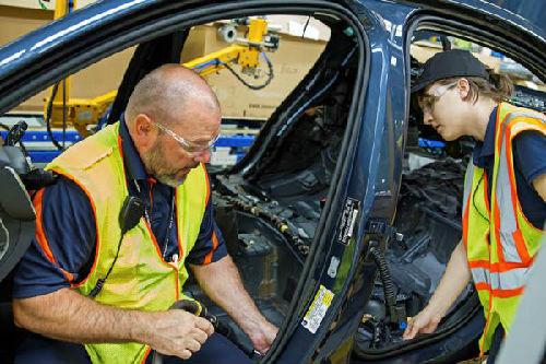 出海记|沃尔沃首座美国工厂落成 完成中欧美全球制造布局
