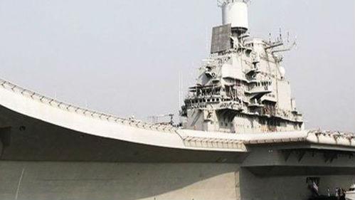 面子工程 大而无当?澳媒称印度造航母对抗中国不划算