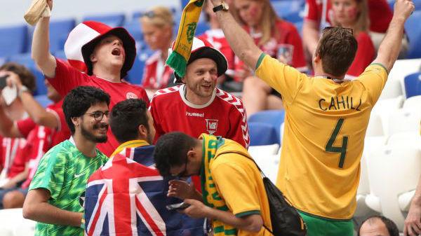 世界杯花絮:多看球赛少犯罪 英格兰球迷没挨揍