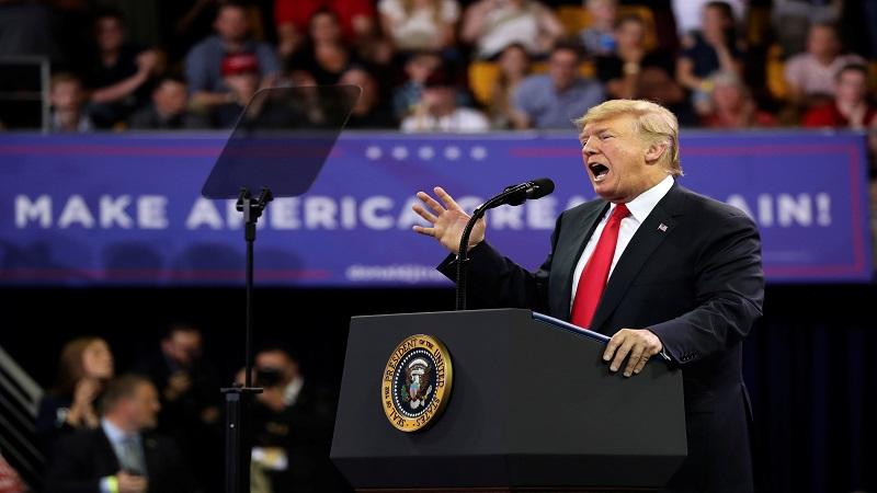 外媒:特朗普称朝鲜归还200具美军遗骨 美军方尚未证实