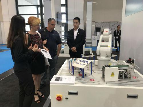 中国正引领全球自动化 工业机器人技术可与日欧直接竞争