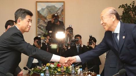 韩媒:韩朝将于8月20日举行离散家属团聚活动