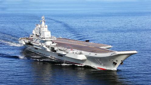 外媒报道:中国建第三艘航母信息引关注