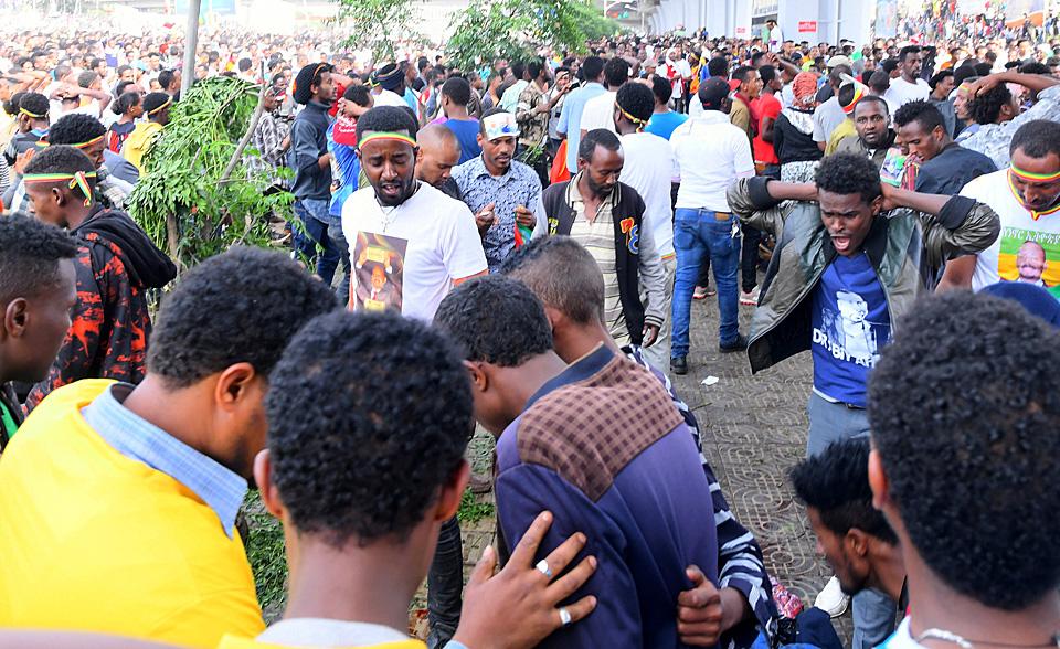 埃塞俄比亚首都发生爆炸造成人员伤亡