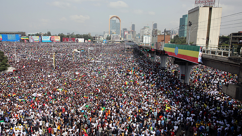 埃塞俄比亚总理下令向叛乱州首府发动进攻